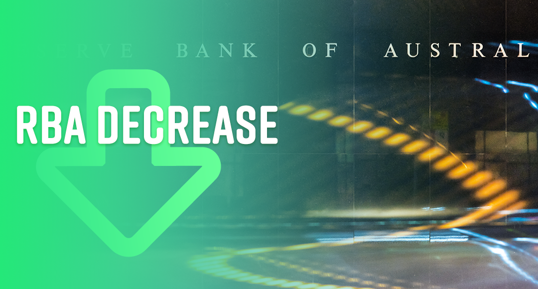 RBA cash rate decreased at 0.75%